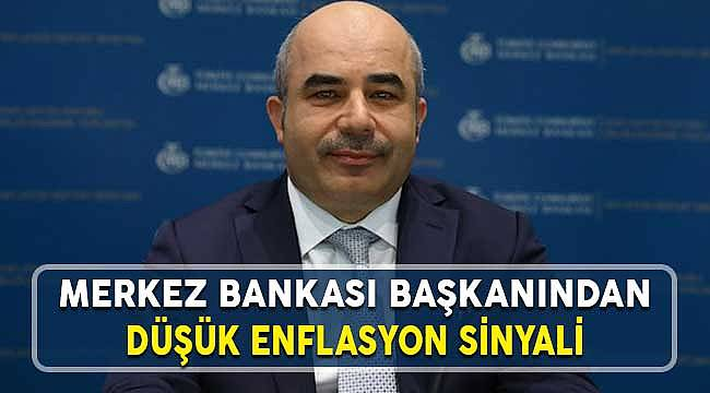 Merkez Bankası Başkanı'ndan 2019 Yılı Sonu Enflasyon Değerlendirmesi