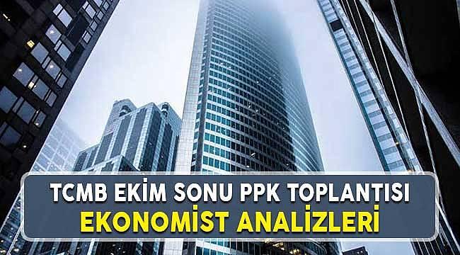 TCMB Ekim Sonu PPK: 250 Baz Puan Faiz İndirimi ve Ekonomist Analizleri