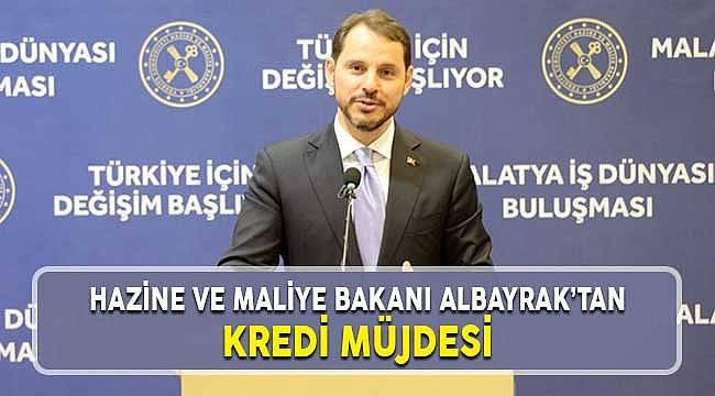 Maliye Bakanı Albayrak'tan Enflasyon Hedefi ve Kredi Müjdesi