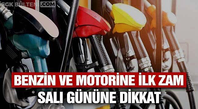 Akaryakıta Mayıs'ın İlk Zam Haberi! Benzin ve Motorine Salı Zammı