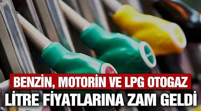 Benzin, Motorin, LPG Otogaz Fiyatlarına Mayıs Ayının İlk Zammı