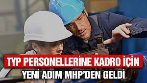 Çalışma Bakanına TYP Personeline Kadro Sorusu: MEB Güvenlik, Temizlik
