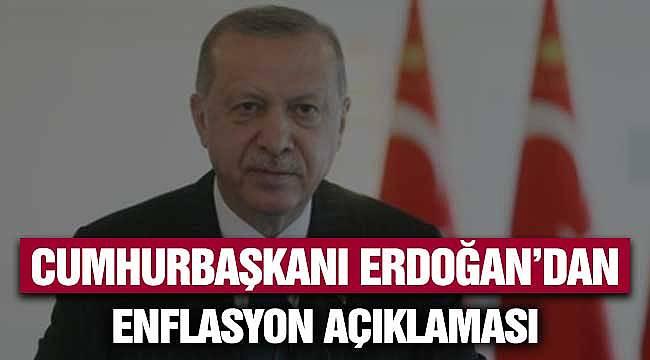 Cumhurbaşkanı Erdoğan'ın Gündemi Ekonomi! Enflasyon Tek Hanelere Düşecek