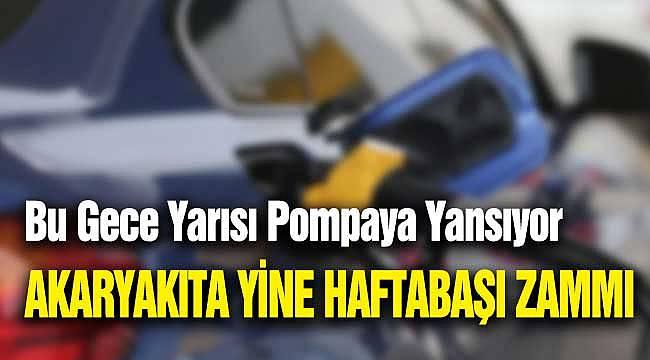 Hafta Yine Zamla Başladı! Akaryakıt Fiyatlarına Gelen Zammı EPGİS Duyurdu