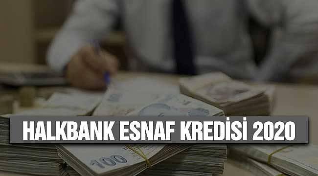 Halkbank Esnaf Kredisi Maliyet Tablosu Özellikleri Başvuru İşlemleri