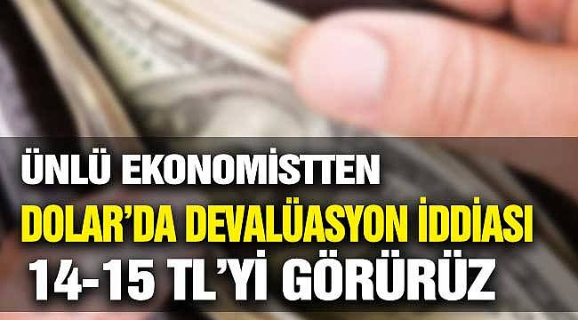 Selçuk Gezer'den Flaş Dolar ve Devalüasyon Açıklaması! 14 15 TL Olan Dolar Kuru Görürüz