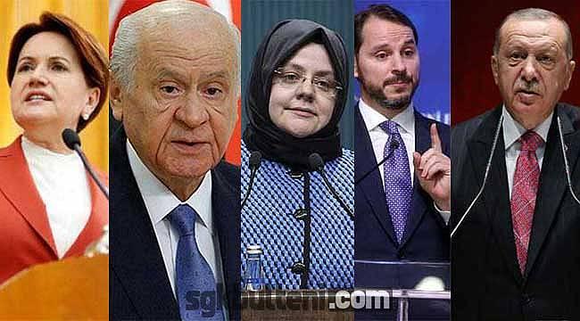 2021 EYT Öncesi Milyonları İlgilendiren EYT Konuşmaları: Cumhurbaşkanı Erdoğan, Çalışma Bakanı Selçuk, Eski Bakan Berat Albayrak, Kılıçdaroğlu, Akşener