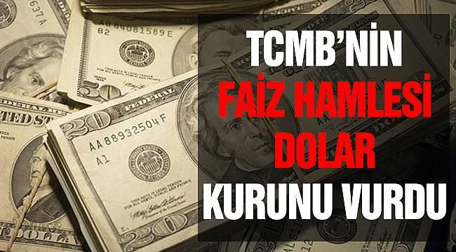Dolar Kurunda Sert Geri Çekilme! Faiz Artırımı Doları Vurdu