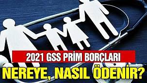GSS Borçları Nereye Ödenir? 2021 e-Devlet, PTT, Ziraat, Vakıfbank
