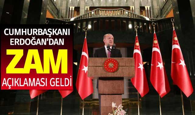 Elektrik ve Doğalgaza Ekim Kasım 2021'de Zam Olacak Mı? Cumhurbaşkanı Erdoğan Açıkladı