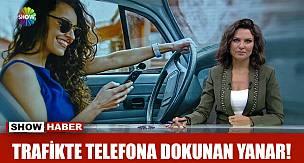 Trafikte Seyir Halinde Cep Telefonu Kullanmanın Cezası