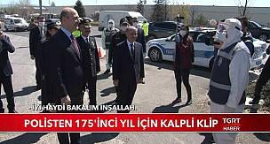 İçişleri Bakanı Süleyman Soylu'dan Bekar Polislere Evlilik Tavsiyesi