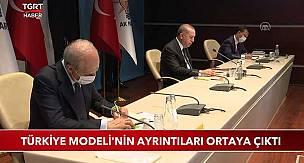 Cumhurbaşkanı Erdoğan'ın Açıkladığı Türkiye Modelinin Detayı Belli Oldu
