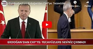 Cumhurbaşkanı Erdoğan'dan CHP'ye Çok Sert Tecavüz Tepkisi